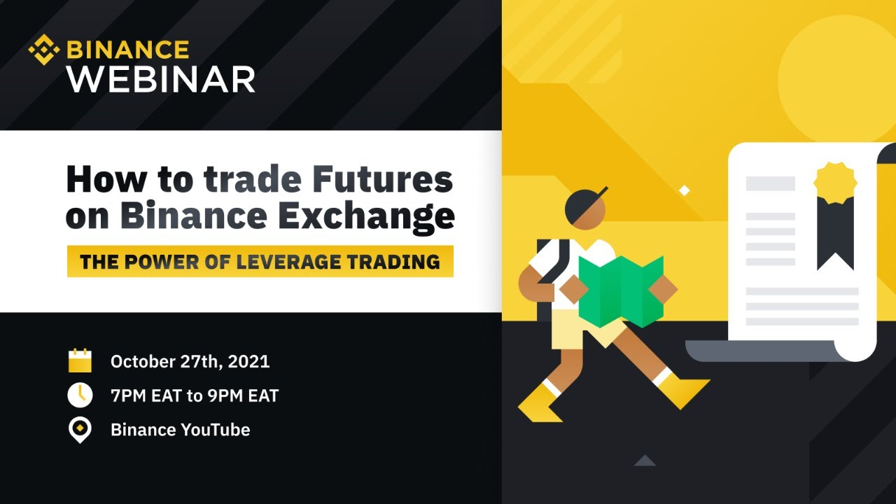 How to trade Futures on Binance Exchange The Power of Leverage Trading