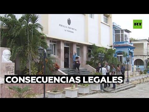 Cuba advierte sobre consecuencias legales a quienes participen de una marcha opositora