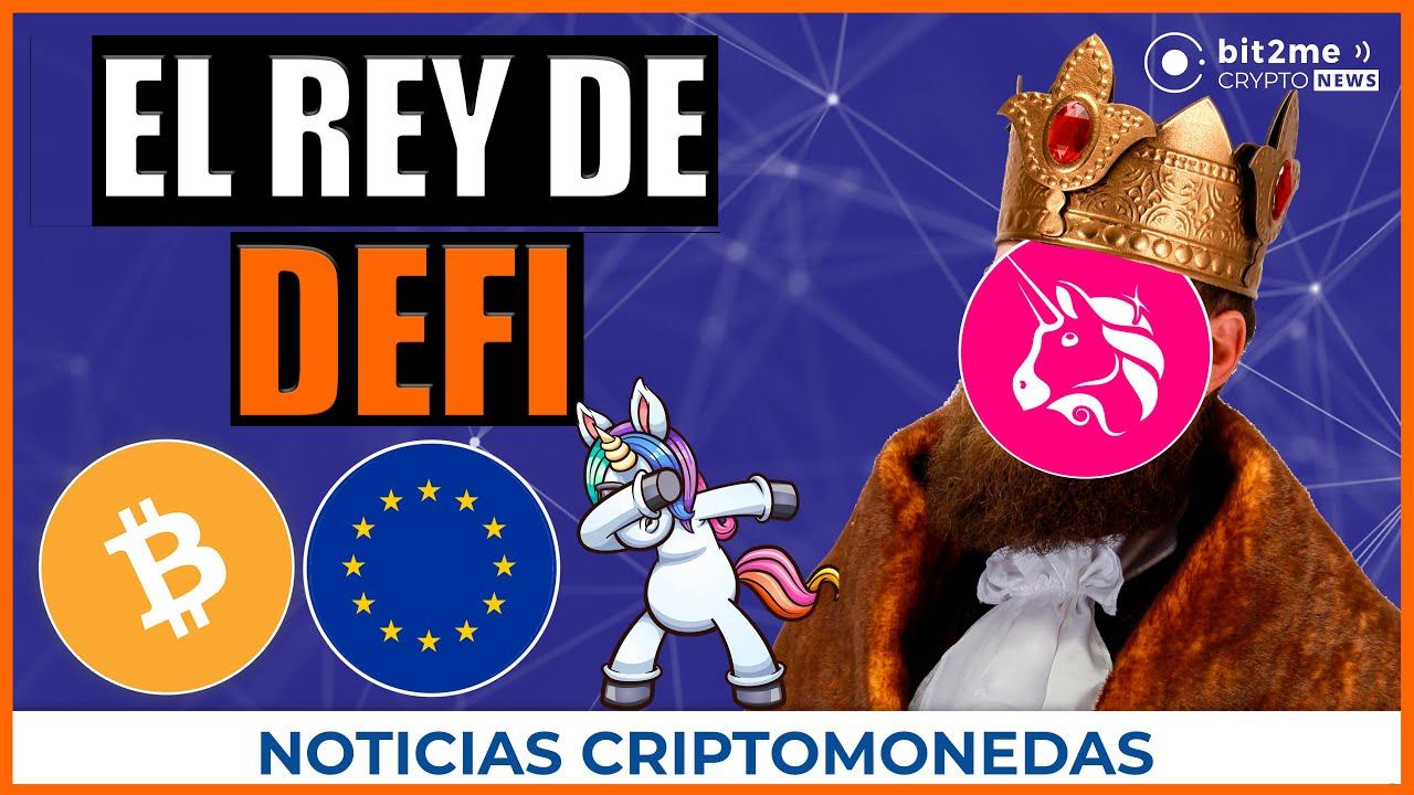 🚨 NOTICIAS CRIPTOMONEDAS HOY 👑 Uniswap Rey DeFi 🤦 Cream Finance Hack 🤑 El Salvador compra el DIP 👈