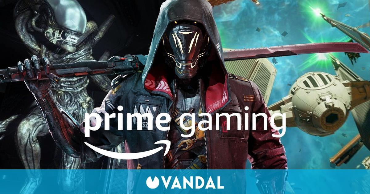 Amazon Prime Gaming ofrece estos 10 juegazos gratis este mes de octubre