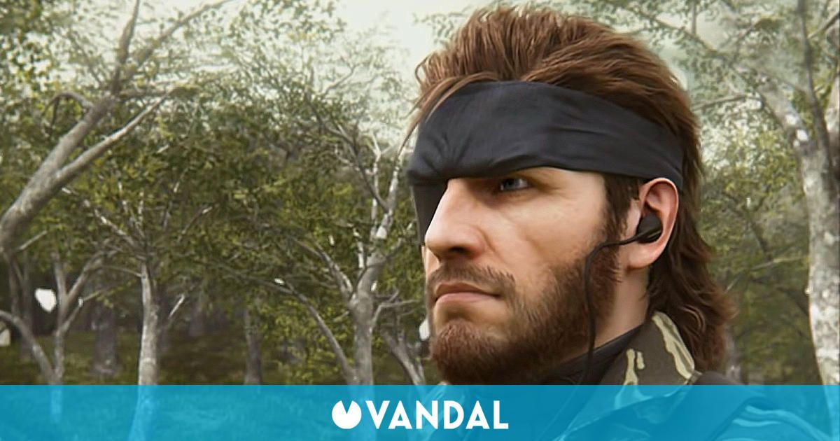 Virtuos confirma que trabajan en un 'remake no anunciado' que podría ser Metal Gear Solid 3