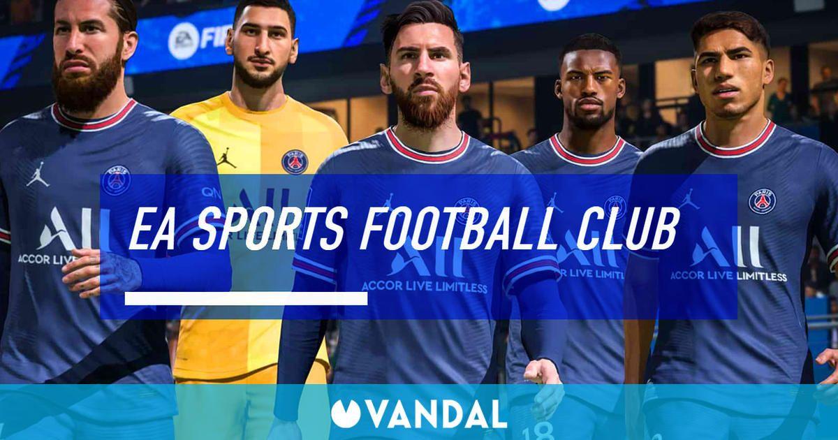 FIFA podría pasar a llamarse 'EA Sports FC', según varios registros de marca