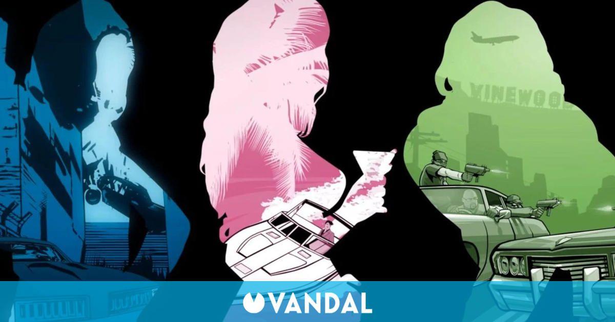 Grand Theft Auto: The Trilogy tendría formato físico, pero no llegaría hasta diciembre