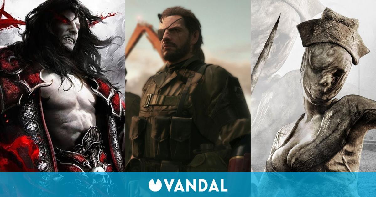 Konami estaría trabajando en traer de vuelta Metal Gear, Castlevania y Silent Hill