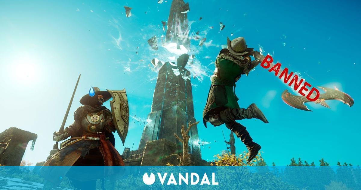 New World: Los jugadores se estarían expulsando entre ellos para ganar batallas