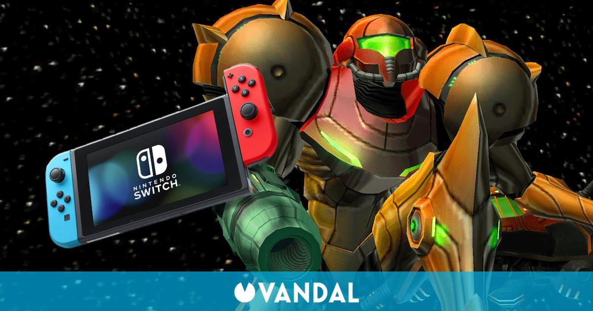 Metroid Prime llegaría a Switch en solitario, no en formato trilogía, reitera otro insider