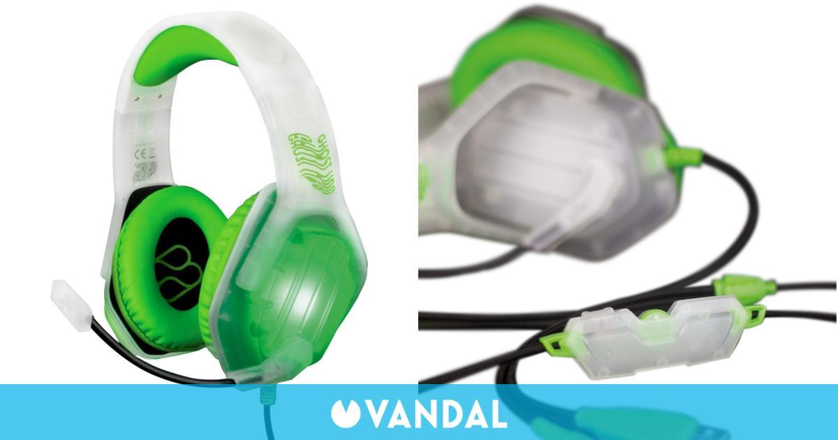 Gaming Headset GHOST H28: Los auriculares de la firma española FR-TEC en detalle