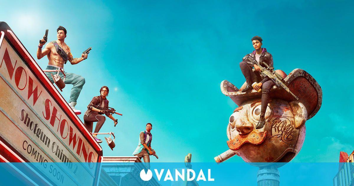 Volition muestra un nuevo vistazo a Saints Row, el reinicio de su juego original