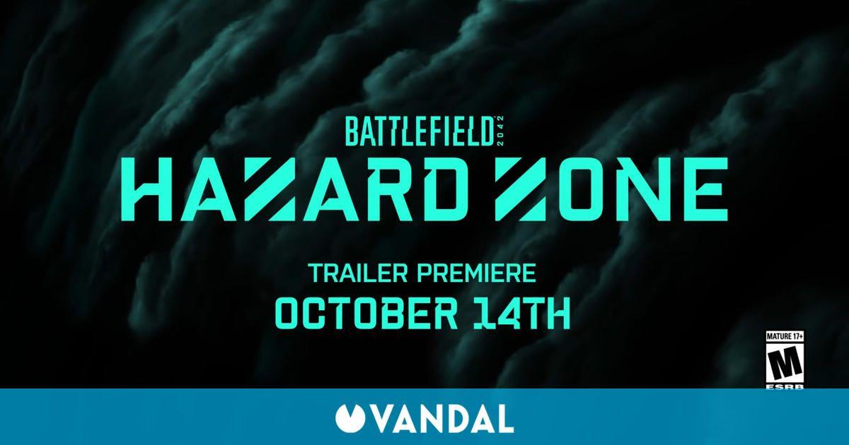 Battlefield 2042 mostrará el modo Hazard Zone el 14 de octubre a las 17:00