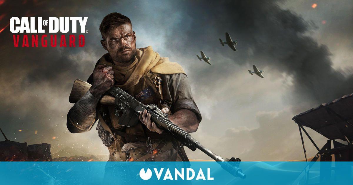 Call of Duty: Vanguard desata su Segunda Guerra Mundial en el tráiler de su campaña