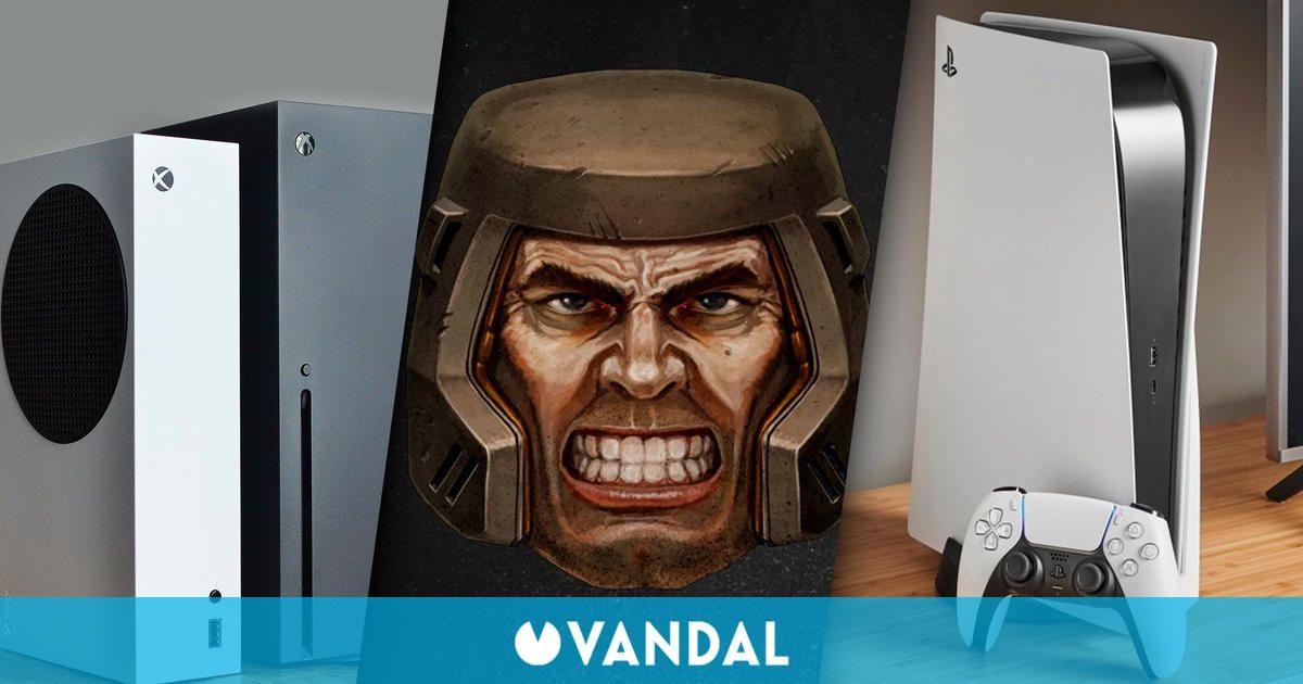 Ya disponible la actualización de Quake para Xbox Series y PS5