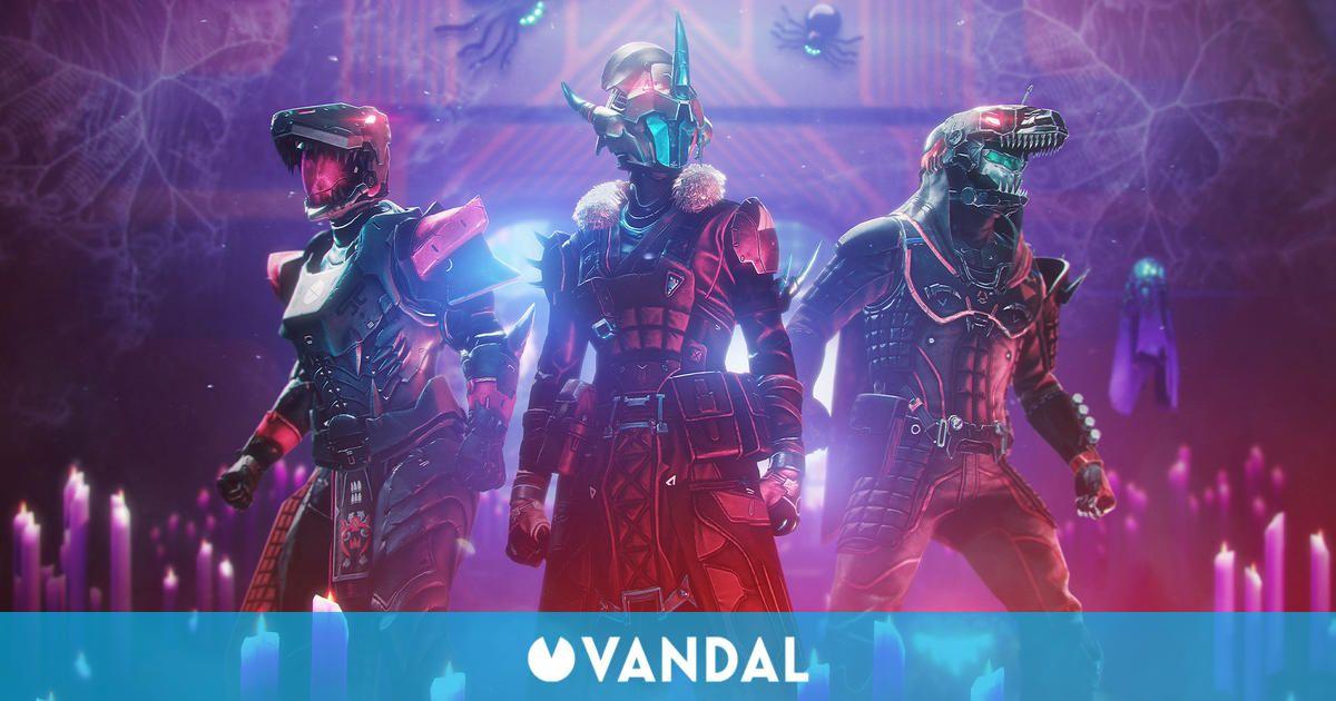 Destiny 2 celebra Halloween con una Fiesta de las Almas Perdidas renovada