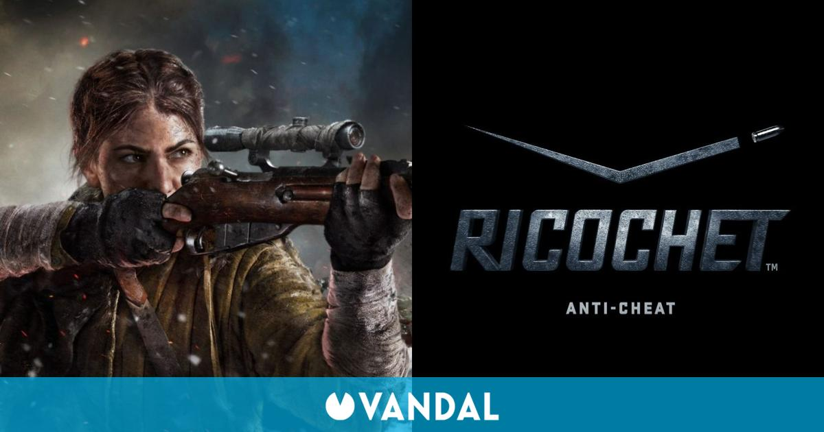 Call of Duty presenta Ricochet, el sistema antitrampas para Warzone y Vanguard