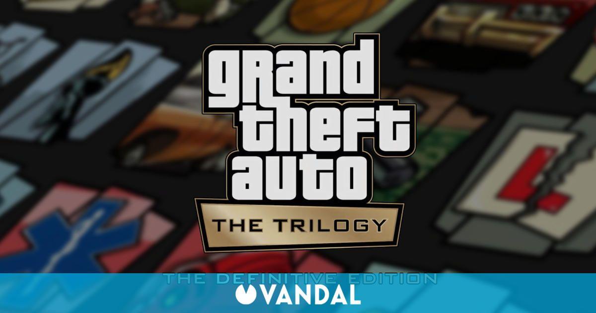 Grand Theft Auto The Trilogy: Se filtran todos los logros de GTA 3, Vice City y San Andreas