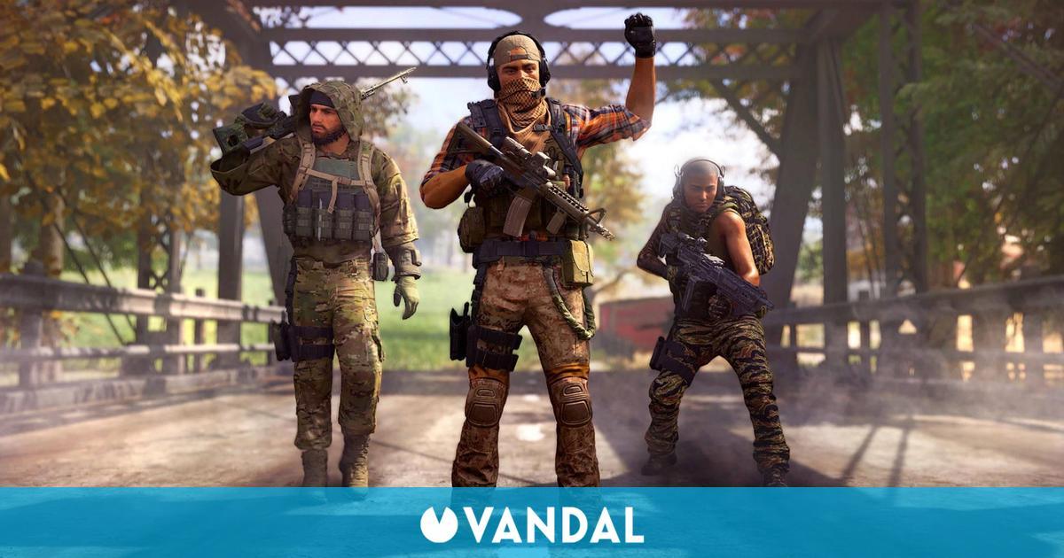 Ubisoft pospone la beta cerrada de Ghost Recon Frontline tras su mala acogida