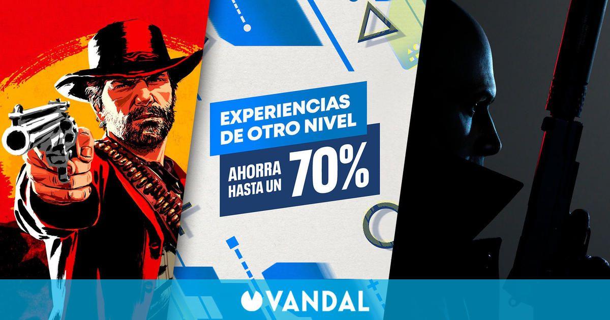 Ofertas PS Store en 'experiencias de otro nivel': Hitman 3, Red Dead Redemption 2 y más