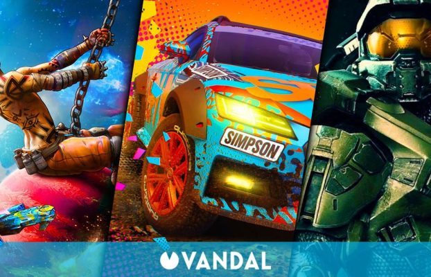 Juegos gratis este fin de semana: Borderlands 3, DiRT 5 y Halo: The Master Chief Collection