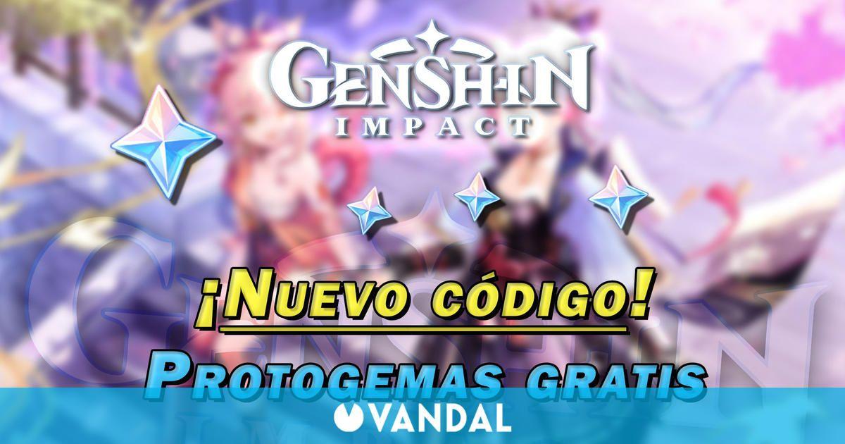 Genshin Impact: Nuevo código con Protogemas gratis de la v2.2 – ¿Cómo canjearlo?