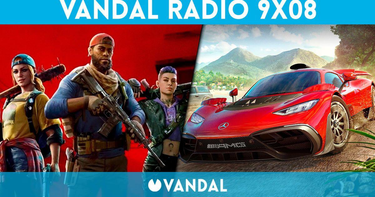 Vandal Radio 9×08 – Forza Horizon 5, Back 4 Blood, Far Cry 6, Pokémon, Demon Slayer
