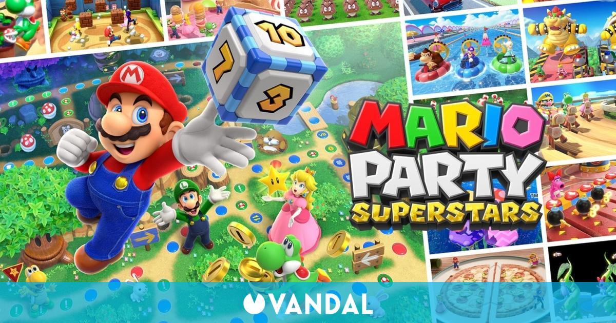 Mario Party Superstars: Más de 20 años de recuerdos con sus divertidos minijuegos