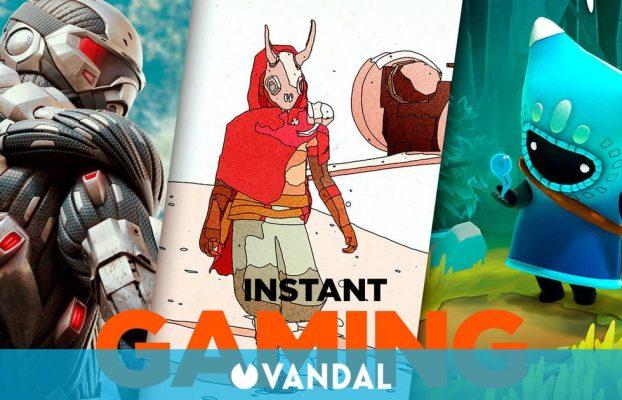 Las mejores 10 ofertas en juegos para PC de Instant Gaming para el fin de semana