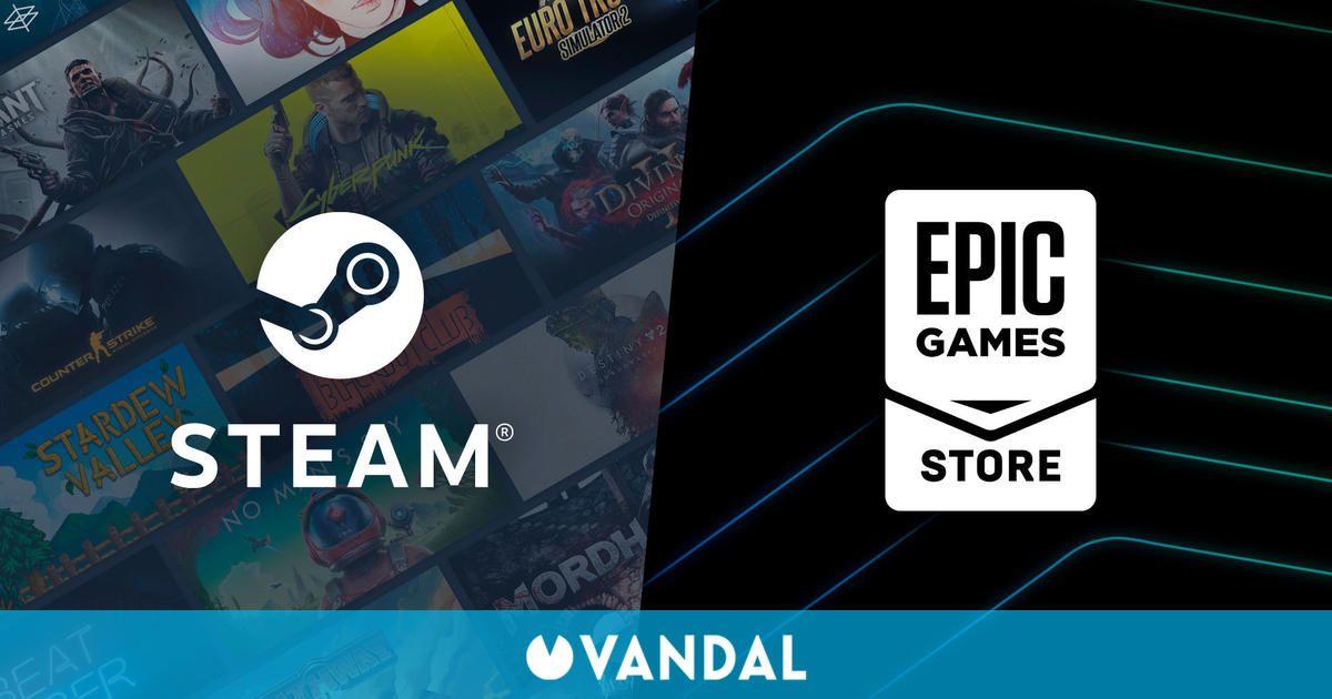 Steam bloquea los juegos con NFT y con criptomonedas; Epic Games Store los permitirá
