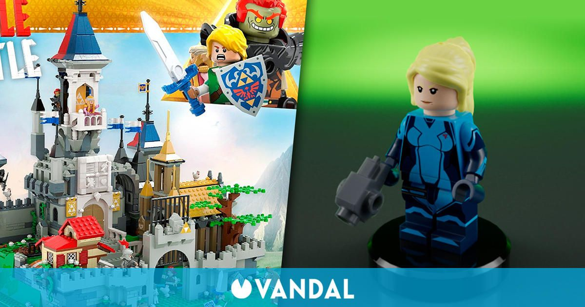 LEGO rechaza las ideas de sets con Zelda, Metroid, Animal Crossing y Among Us