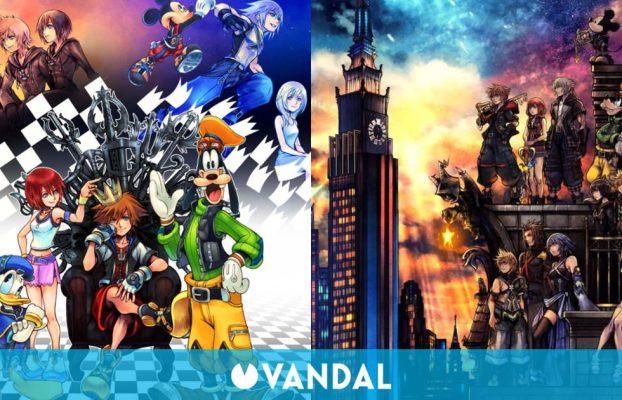 Kingdom Hearts para Nintendo Switch podría recibir ports nativos a futuro