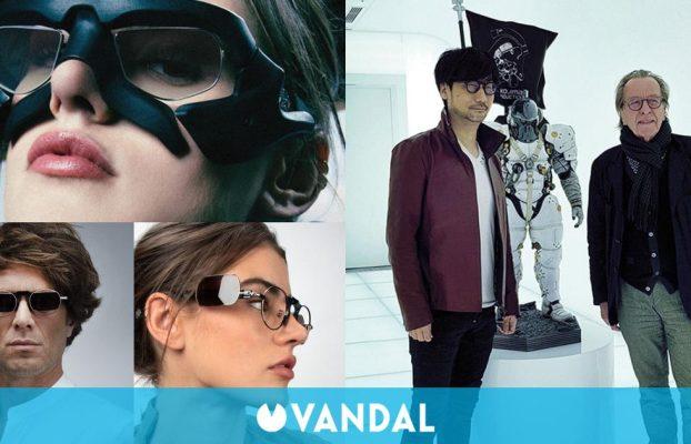 Hideo Kojima presenta su nuevo proyecto: una colección de gafas