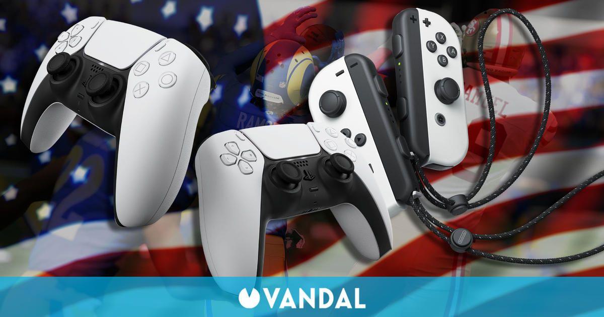 PS5 desbanca a Switch como consola más vendida de Estados Unidos por primera vez en 33 meses