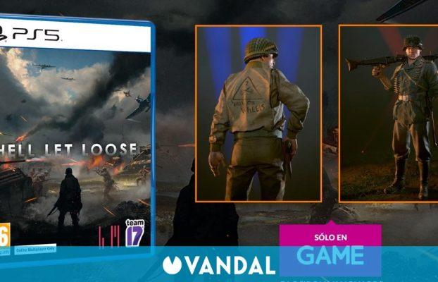 La edición física de Hell Let Loose ya se puede reservar en GAME con DLC de regalo