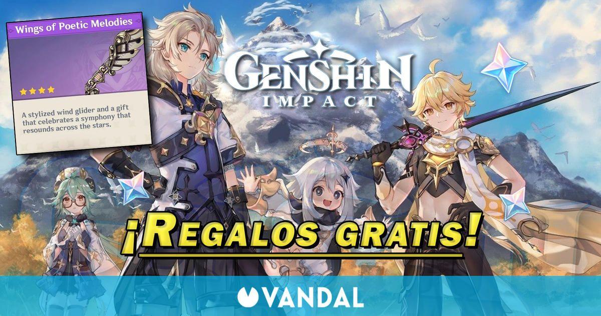 Genshin Impact compensa a la comunidad con Protogemas gratis y más por su polémica