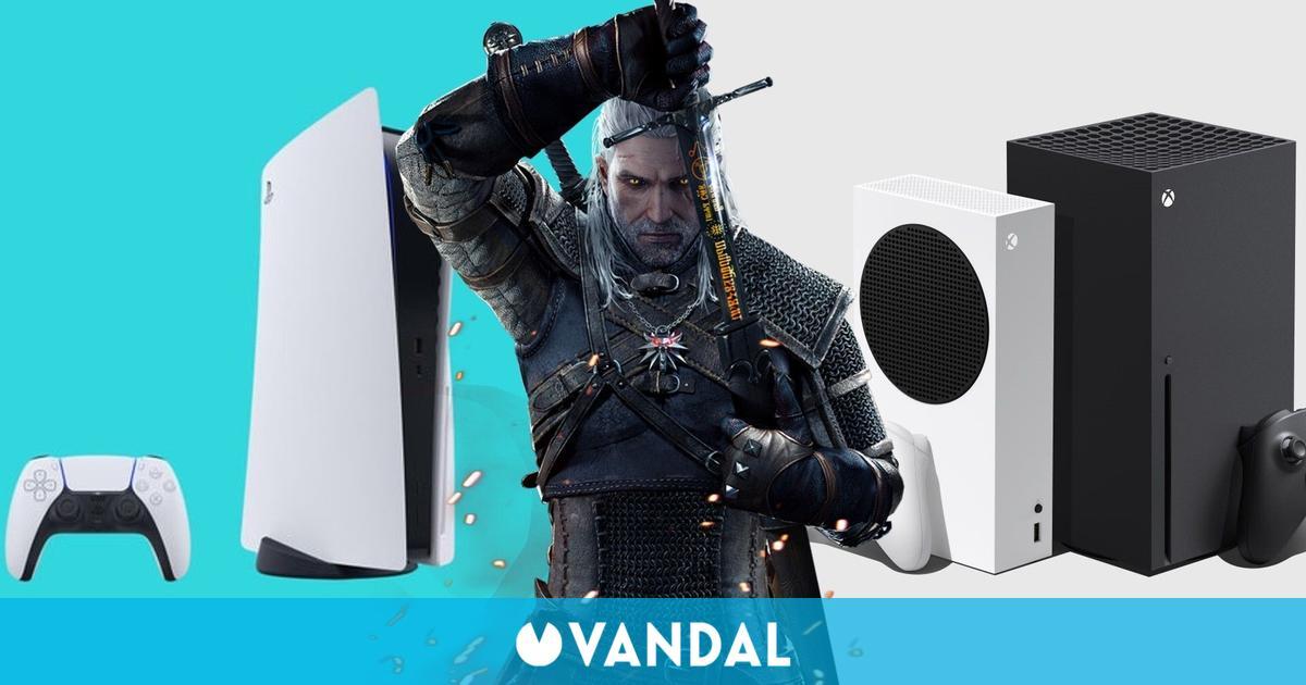 The Witcher 3 para PS5 y Xbox Series recibe calificación en Europa