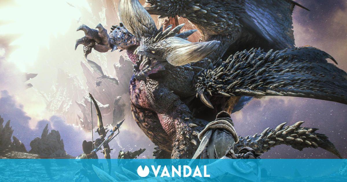 Monster Hunter World y MHW: Iceborne superan los 20 millones de unidades vendidas