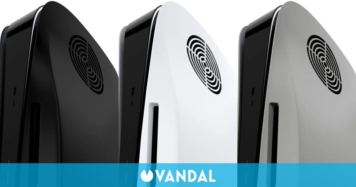 PS5 recibirá nuevas carcasas de diferentes colores y diseños de Dbrand tras una demanda de Sony