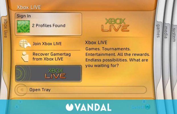 La página web de Xbox se luce con un nuevo aspecto inspirado en los menús de Xbox 360