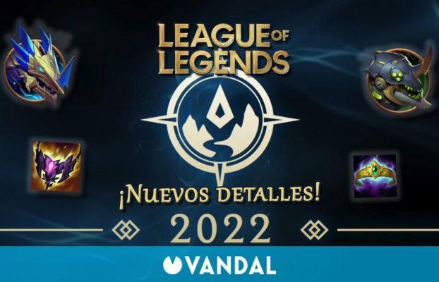 LoL Pretemporada 2022: Así son los dos nuevos dragones, objetos y runas