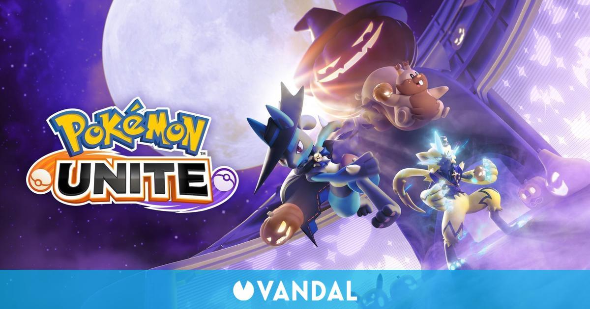 Pokémon Unite: Greedent debutará en el Festival de Halloween – Fechas y detalles