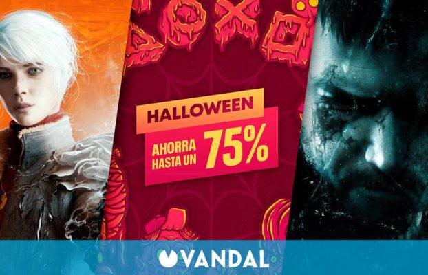 Ofertas de Halloween en PS Store: Resident Evil 8, The Medium, Biomutant, Wasteland 3…