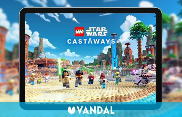 Anunciado LEGO Star Wars: Castaways, una aventura de acción social para Apple Arcade