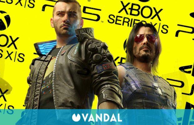 Cyberpunk 2077 retrasa el lanzamiento de su versión para PS5 y Xbox Series X/S hasta 2022