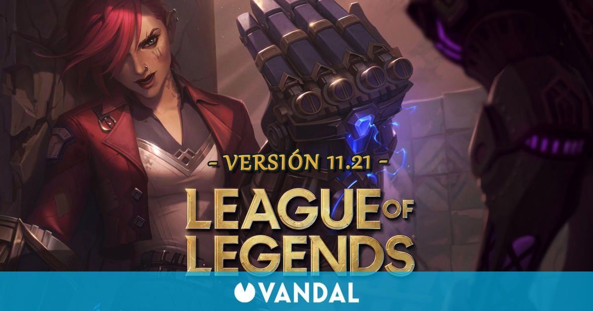 League of Legends v11.21: Ajustes a campeones, skins de dragomante y más novedades
