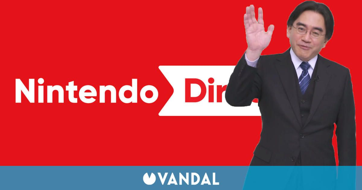 El primer Nintendo Direct, presentado por Satoru Iwata, cumple 10 años
