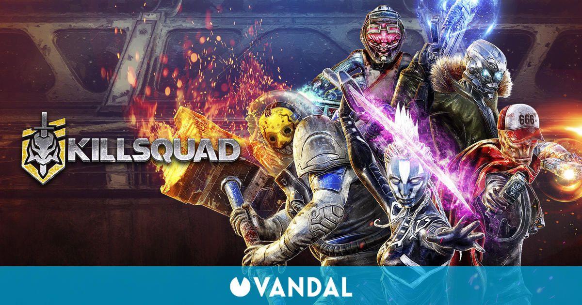 Killsquad, el shooter RPG de los creadores de Invizimals, ya disponible en su versión final