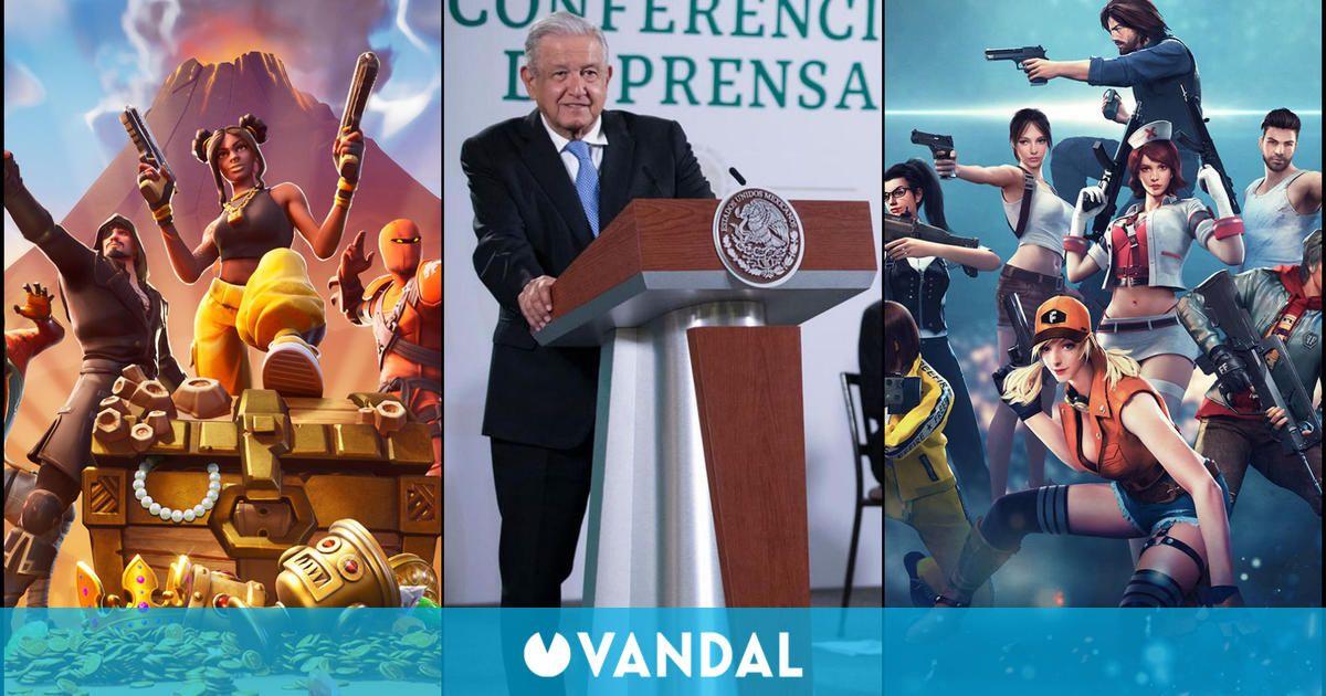 El presidente de México, contra los videojuegos y 'el Nintendo': 'Resulta muy violento'