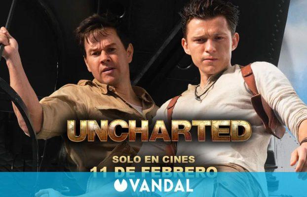 La película de Uncharted muestra su primer tráiler; Se estrenará en cines el 11 de febrero