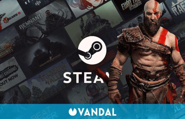 God of War: Sus reservas en Steam lideran las ventas mundiales de la plataforma