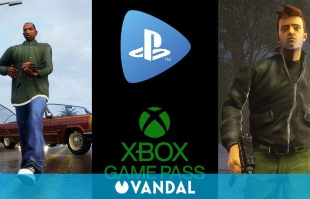 GTA: San Andreas DE llegará a Xbox Game Pass y GTA 3 DE a PlayStation Now