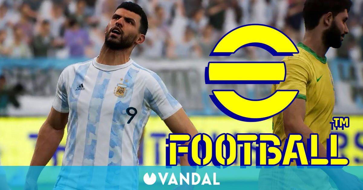 eFootball 2022 no recibirá su primer gran parche el 28 de octubre, sino en noviembre