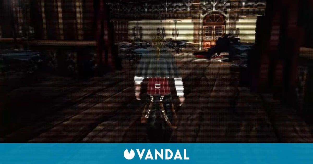El 'demake' al estilo PSX de Bloodborne muestra sus primeros 10 minutos
